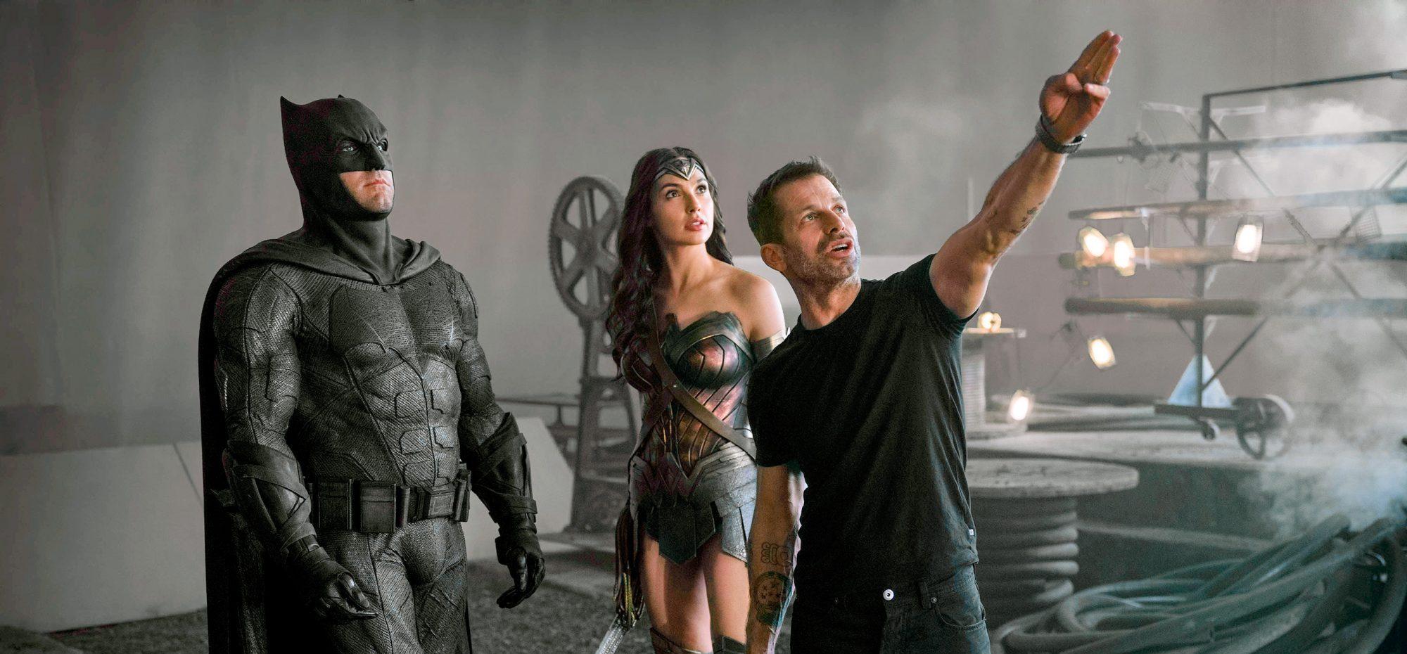 Đạo diễn Zack Snyder tiết lộ bị hãng phim tra tấn suốt thời gian làm Justice League bản mới - Ảnh 1.