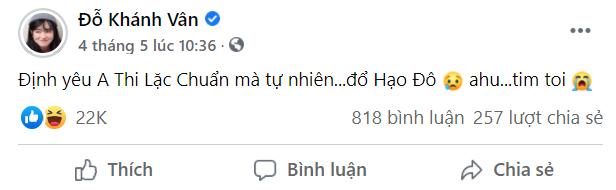Khánh Vân công khai mê trai Hoa ngữ, còn kén cá chọn canh dàn mỹ nam Trường Ca Hành? - Ảnh 4.
