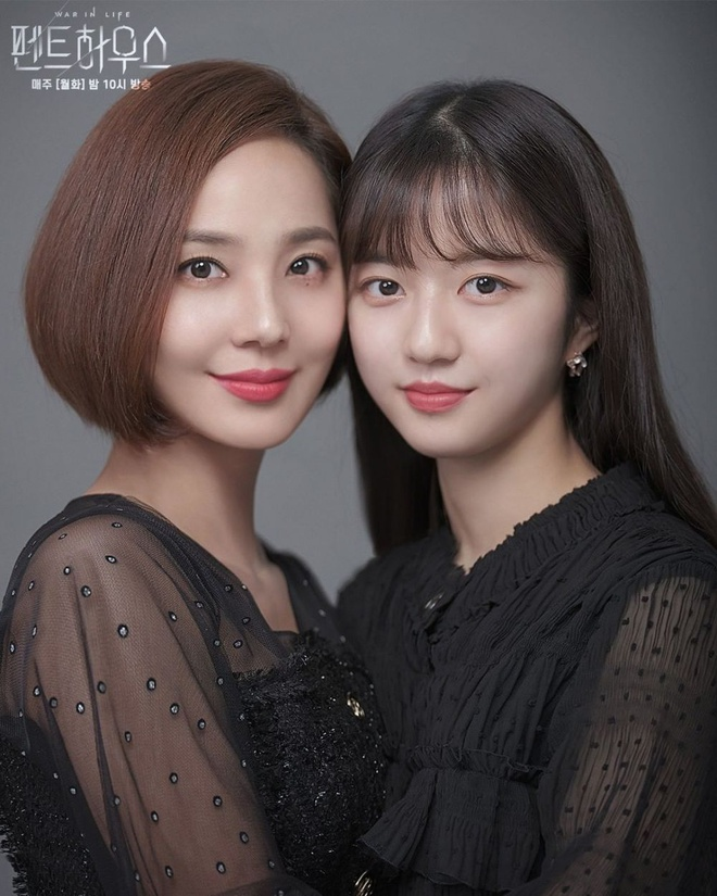 Mine - bom tấn của Lee Bo Young có mở đầu y hệt Penthouse, đến cả tính cách các chị đẹp cũng na ná? - ảnh 10