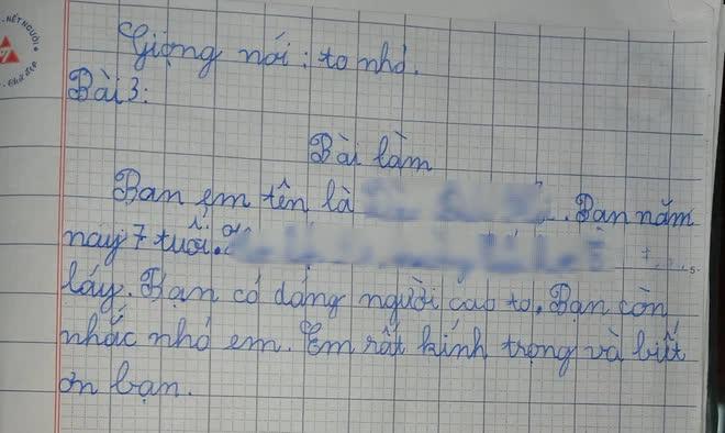 Học trò lớp 1 trổ tài viết Văn miêu tả siêu lầy, người lớn đọc vào chỉ biết ôm bụng cười vì quá sức sáng tạo! - ảnh 6