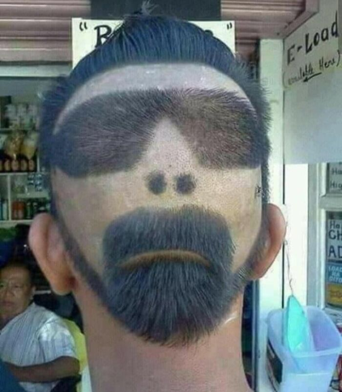 28 mái tóc dị nhất quả đất, có thể không đẹp nhưng ai cũng phải ngoái nhìn - Ảnh 21.