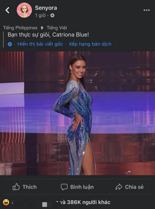 Fan quốc tế chỉ điểm Hoa hậu Thái Lan đạo nhái Miss Universe 2018, từ cái đầm đến kiểu catwalk không chừa miếng nào? - ảnh 3