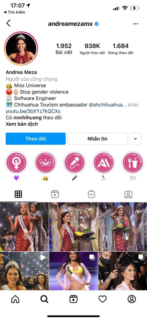 Không vào nổi Top 5 Miss Universe, Hoa hậu Thái Lan vẫn cực hot trên Instagram, thậm chí còn dí sát nút đương kim Hoa hậu người Mexico - ảnh 5