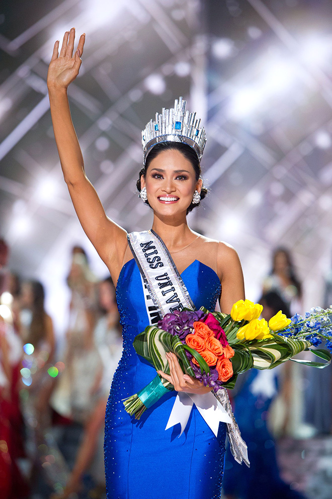 Hoa hậu Hoàn vũ 2015 Pia thắc mắc về vé vote của Khánh Vân: Miss Universe lại có nhiều fan ở Việt Nam hơn Philippines ư? - ảnh 4