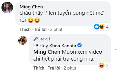 Công Phượng cởi trần đánh bóng bàn với HLV Park Hang-seo, Viên Minh trêu đùa: Lên tuyển hết cả mỡ bụng - ảnh 2