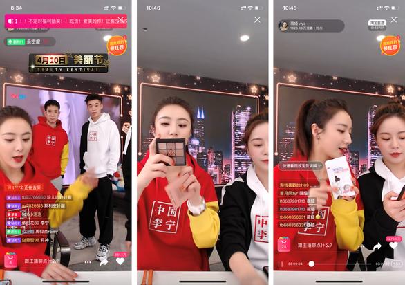 Ca sĩ, nữ hoàng livestream từng bán cả tên lửa lọt vào danh sách 500 tỷ phú Trung Quốc - ảnh 2