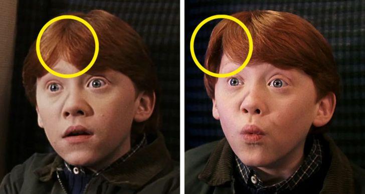 Loạt sai sót trong Harry Potter bị lật tẩy: Chi tiết quan trọng thoắt ẩn thoắt hiện, cặp kính của cụ Dumbledore để lộ bí mật hậu trường - Ảnh 3.