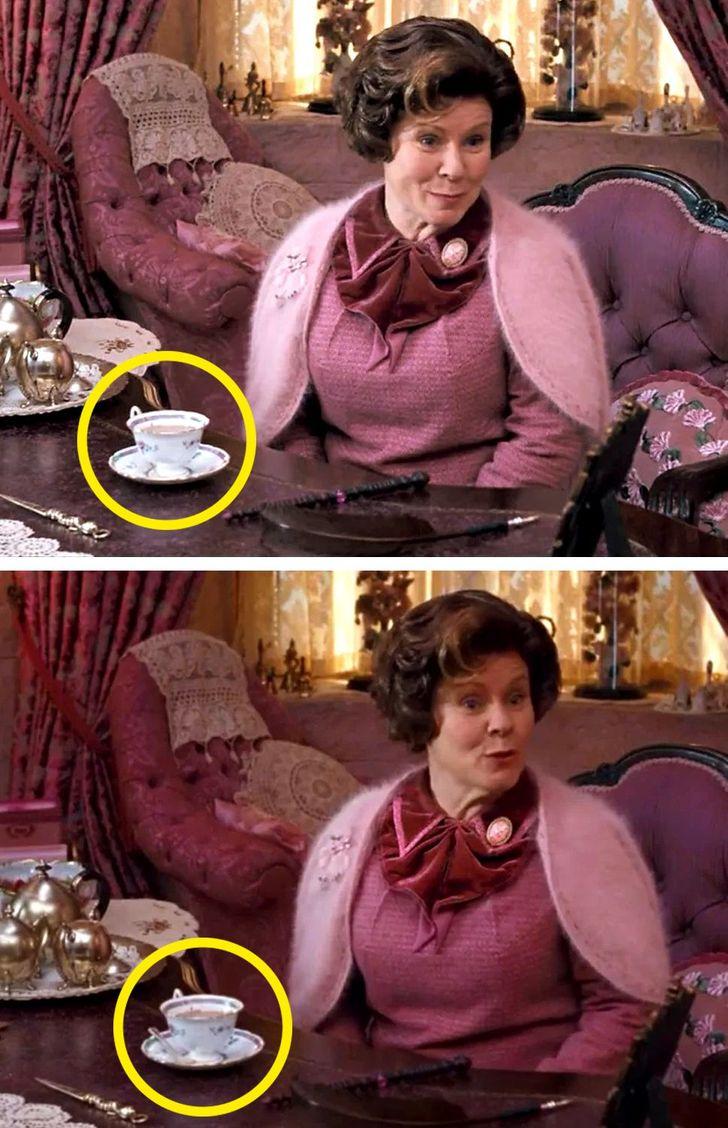 Loạt sai sót trong Harry Potter bị lật tẩy: Chi tiết quan trọng thoắt ẩn thoắt hiện, cặp kính của cụ Dumbledore để lộ bí mật hậu trường - Ảnh 9.