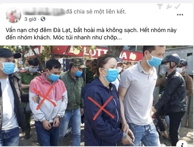 Khách du lịch báo động tình trạng móc túi ở chợ đêm Đà Lạt: Thủ đoạn tinh vi, chỉ tia ai xài iPhone mới trộm! - Ảnh 2.