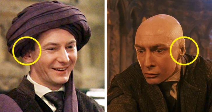 Loạt sai sót trong Harry Potter bị lật tẩy: Chi tiết quan trọng thoắt ẩn thoắt hiện, cặp kính của cụ Dumbledore để lộ bí mật hậu trường - Ảnh 4.