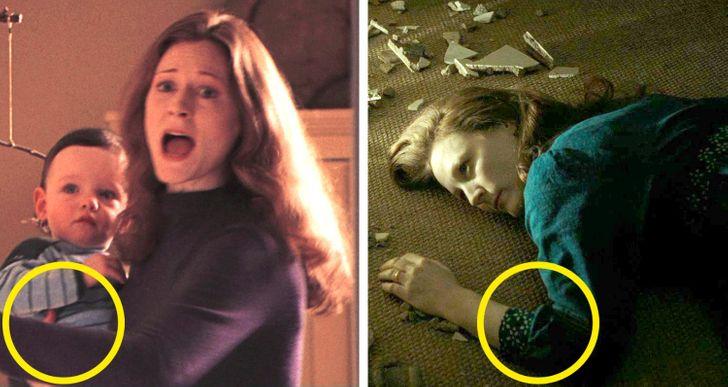 Loạt sai sót trong Harry Potter bị lật tẩy: Chi tiết quan trọng thoắt ẩn thoắt hiện, cặp kính của cụ Dumbledore để lộ bí mật hậu trường - Ảnh 7.