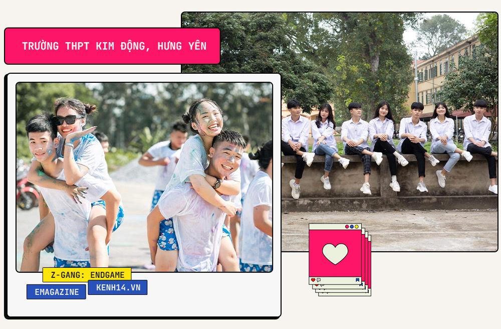 Kỷ yếu cuối cấp: Cách Gen Z nói lời tạm biệt trường lớp bằng những bộ ảnh thanh xuân đầy cảm xúc - Ảnh 8.