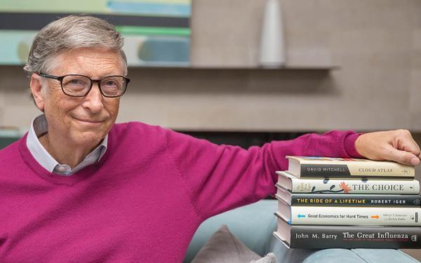 4 cuốn sách Bill Gates đã đọc 2 lần, trong đó có một cuốn viết về Việt Nam - ảnh 1