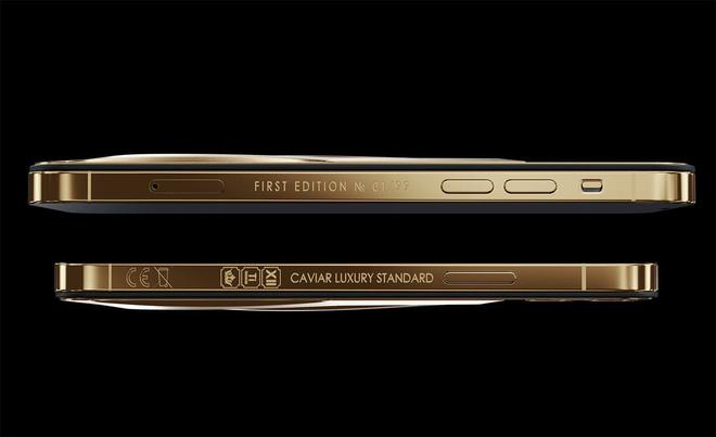 Chơi xe kiểu nhà giàu: Chi 7 tỷ mua cặp Tesla và iPhone 12 mạ vàng giới hạn 99 đôi trên toàn thế giới - ảnh 2
