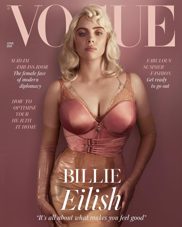 Hành trình Billie Eilish lột xác: Đóng thùng không hở 1cm vì bị lạm dụng tình dục và màn bung xoã sexy khiến thế giới nghẹt thở - Ảnh 15.