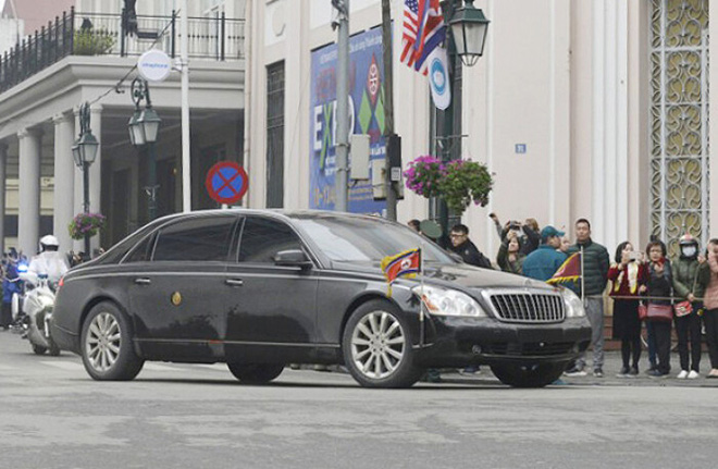 Xâu chuỗi về loại xe đặc biệt yêu thích của anh em ông Kim Jong Un - ảnh 5