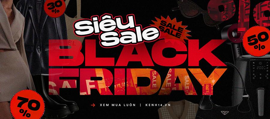 siêu sale black friday