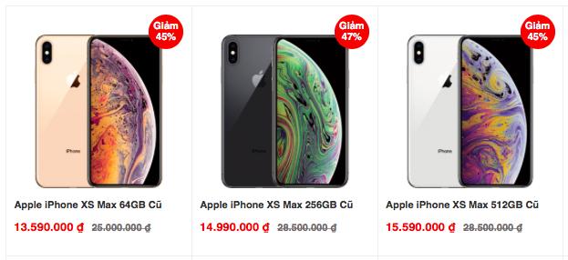 Nhiều dòng iPhone cũ đang giảm giá cực mạnh, thời điểm xuống tiền chốt đơn đây rồi! - ảnh 4