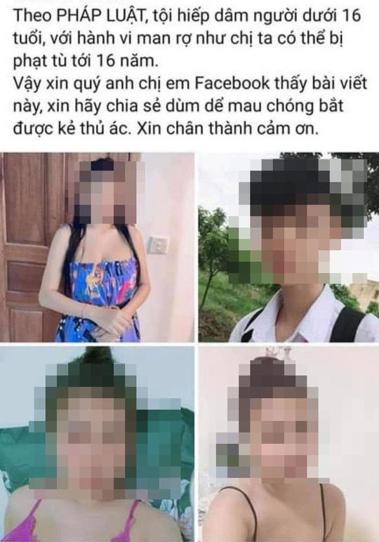 Công an xác minh thông tin người phụ nữ 35 tuổi bị tố dâm ô nam sinh 14 tuổi ở Sài Gòn - Ảnh 1.