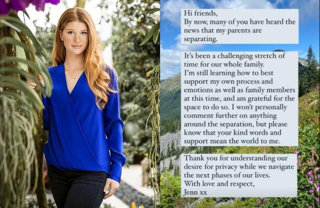Con gái Bill Gates lên tiếng nghẹn ngào nhưng vẫn đầy tinh tế về tin ly hôn của bố mẹ, sau tất cả tổn thương nhất vẫn là những người con - ảnh 1
