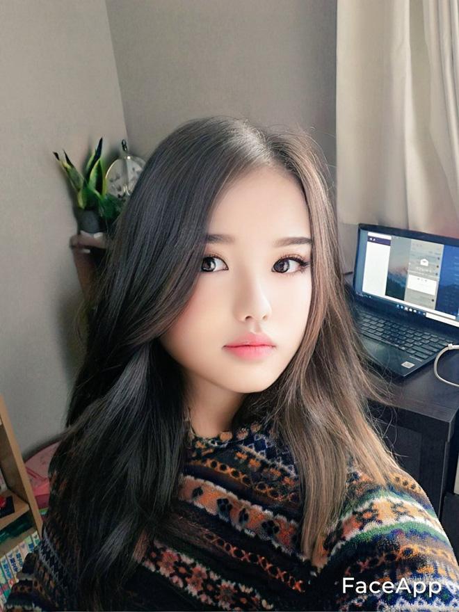 Thêm 1 ông chú Nhật Bản biến hóa thành hotgirl nhờ sử dụng ma thuật FaceApp - ảnh 2