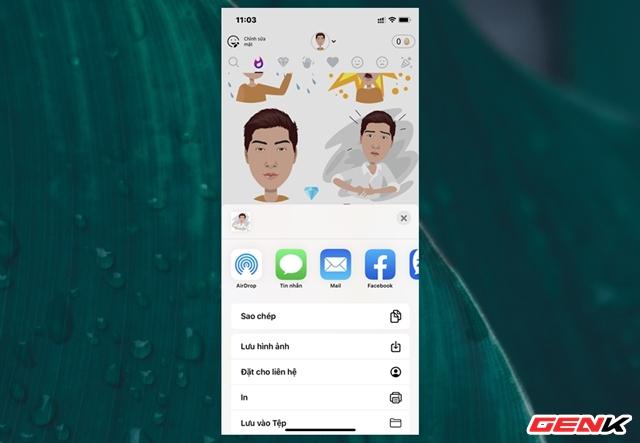 Cách biến gương mặt của chính bạn thành sticker hài hước trên smartphone - ảnh 11