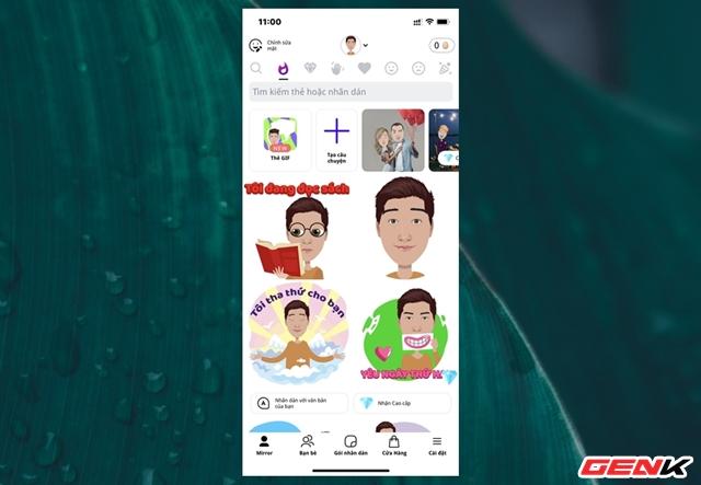 Cách biến gương mặt của chính bạn thành sticker hài hước trên smartphone - ảnh 9