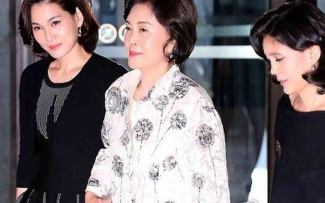 Vợ goá của của cố Chủ tịch Samsung nhận 7 tỷ USD thừa kế - ảnh 1