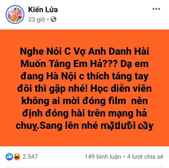 Vợ Xuân Bắc liên tục đăng đàn cà khịa Trang Trần, cựu siêu mẫu đáp trả cực gắt còn tuyên bố sẵn sàng tay đôi - ảnh 2