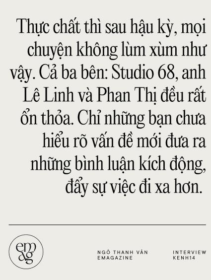 Ngô Thanh Vân: Các bạn chưa biết Trạng Tí nội dung thế nào đã phán như đúng rồi, như thể phim không hề được ủng hộ, tôi thấy rất chạnh lòng - Ảnh 29.