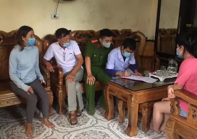 Thanh Hóa: Cách ly 4 người trong 1 gia đình sau khi dự đám cưới có ca dương tính SARS-CoV-2 - ảnh 1