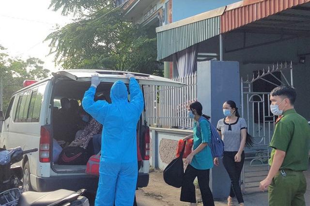 """Hà Nam lấy mẫu xét nghiệm gần 1 vạn người liên quan đến ca """"siêu lây nhiễm"""" - ảnh 1"""