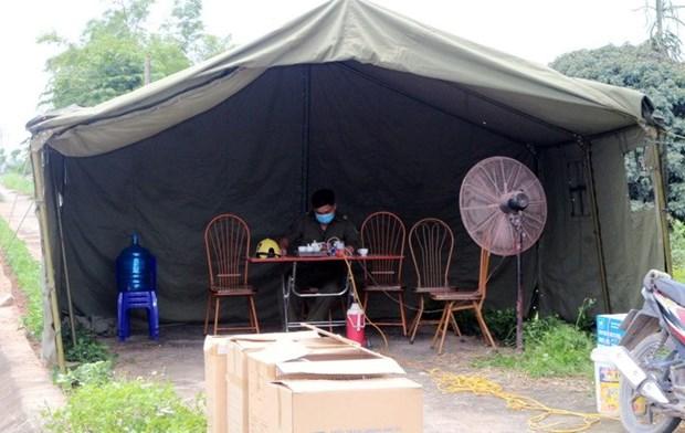 """Hà Nam lấy mẫu xét nghiệm gần 1 vạn người liên quan đến ca """"siêu lây nhiễm"""" - ảnh 2"""