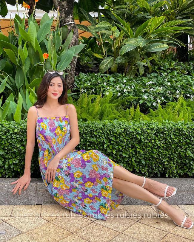 HH Kỳ Duyên mới đổi kiểu váy hai dây: Diện lên hình sống ảo xinh ngây ngất và còn tiết lộ luôn chỗ mua - ảnh 12