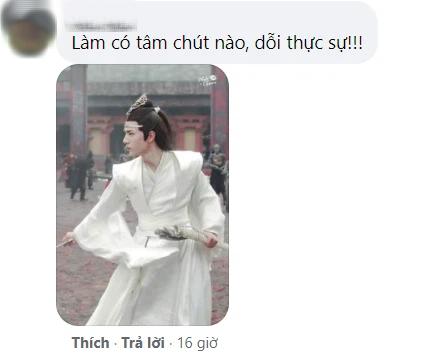 Fan khóc thét với tượng sáp Lam Vong Cơ (Vương Nhất Bác) như ông chú trung niên, nhìn còn hao hao Dạ Hoa nữa cơ! - ảnh 5