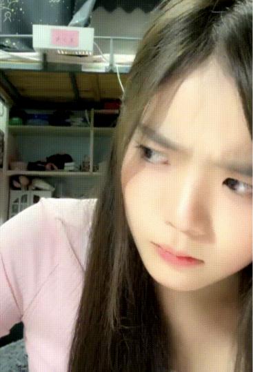 Đang livestream, nữ idol nhăn nhó rồi bất ngờ... hộc máu miệng trước sự bàng hoàng của netizen - ảnh 1