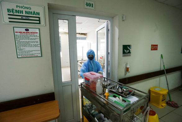 Diễn biến dịch ngày 6/5: Thêm 8 ca mắc mới; Bệnh nhân mắc Covid-19 ở BV Bệnh Nhiệt đới TƯ đã lây cho con gái, cháu ngoại ở Hưng Yên - Ảnh 1.