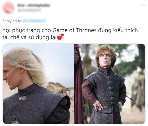 Game of Thrones hí hửng khoe ảnh series tiền truyện nhưng lại bị netizen chê phèn, tạo hình như... đi chợ? - ảnh 5