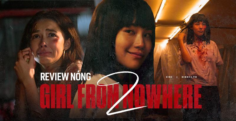 REVIEW NÓNG Girl From Nowhere 2: Đẫm máu, ám ảnh và điên loạn, Nanno còn có đối thủ xứng tầm! - Ảnh 1.