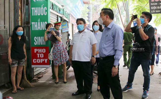 Cập nhật dịch Covid-19 ngày 7/5: Hà Nội ghi nhận hàng chục ca dương tính mới, TP.HCM phong tỏa 2 địa điểm - Ảnh 1.