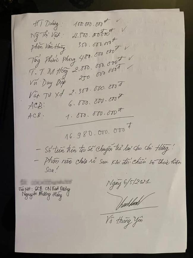 NÓNG: Thần y Võ Hoàng Yên đã chuyển khoản trả lại vợ chồng ông Dũng lò vôi gần 17 tỷ đồng - ảnh 2