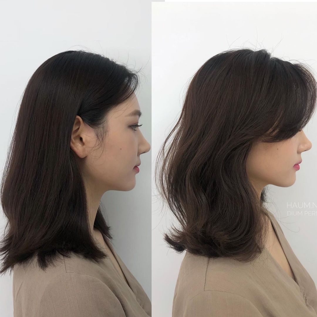Tóc đuôi cá: Kiểu tóc xoăn cực sang mặt, hợp cả phe tóc dài đến tóc ngắn - Ảnh 5.