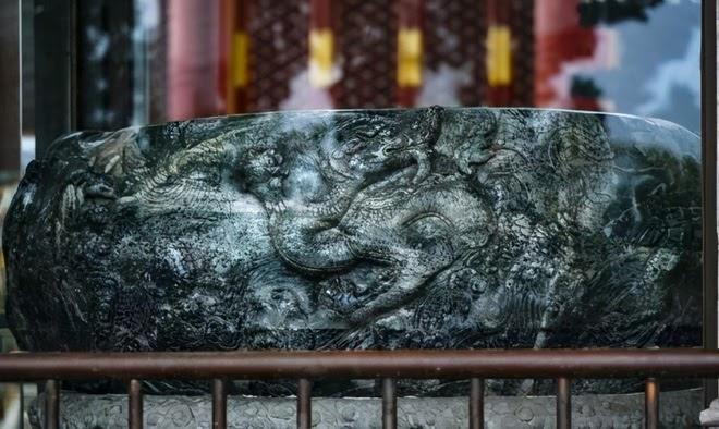 Bảo vật đen đủi nhất: Tạo tác từ 3,5 tấn ngọc quý hiếm rồi làm hũ muối dưa suốt 300 năm - ảnh 3