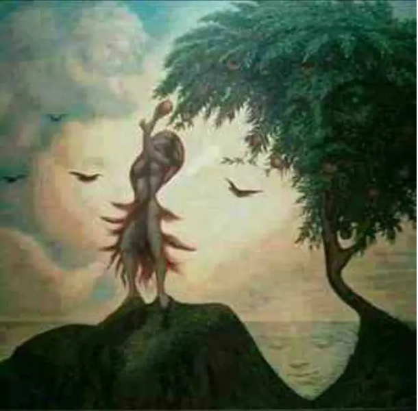 Bức tranh sẽ tiết lộ điểm yếu và điểm mạnh thông qua thứ bạn nhìn thấy đầu tiên - ảnh 1