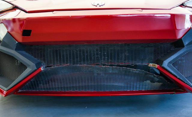 Siêu xe Lykan HyperSport từng đóng phim Fast and Furious 7 chuẩn bị được bán đấu giá - ảnh 3