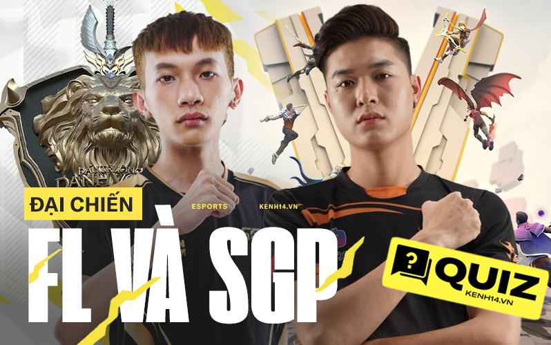 Trước giờ chung kết Đấu Trường Danh Vọng Mùa Xuân, kịch bản nào cho trận đại chiến tiền tỉ của làng eSports Việt? - xs thứ hai