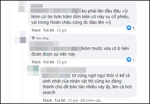 Fan bóc mẽ Triệu Vy giở trò lấp liếm scandal chấn động: Muốn cho Lục Y Bình (Dòng Sông Ly Biệt) debut làm idol? - Ảnh 7.