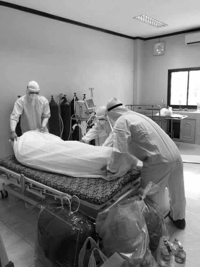 Bệnh nhân Covid-19 tử vong đầu tiên tại Lào là một công dân Việt Nam - Ảnh 1.