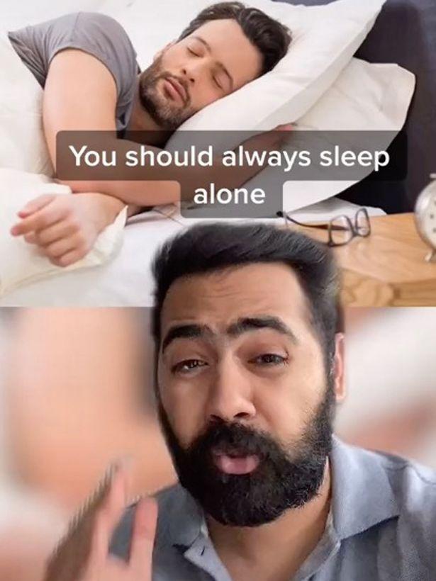 Bác sĩ giải thích các cặp đôi nên ly thân khi đi ngủ dù tình cảm vẫn mặn nồng... để giúp nạp lại năng lượng tốt hơn - ảnh 2