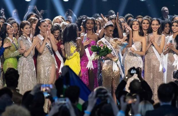Soi độ khủng của Instagram các hoa hậu tham gia Miss Universe, netizen bất ngờ về thứ hạng của Khánh Vân - ảnh 1